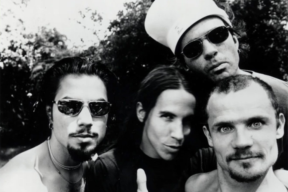 The 15 Best Red Hot Chili Peppers Songs