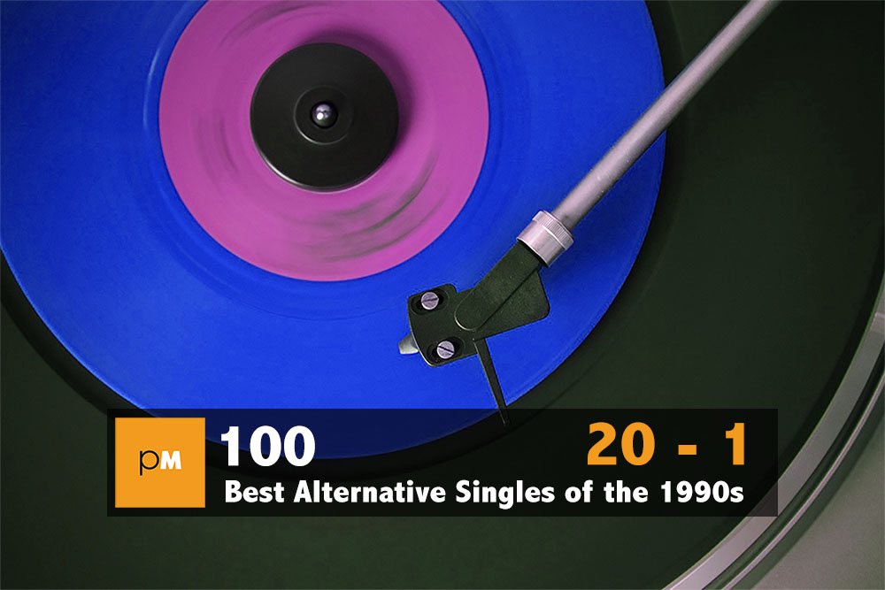 The 100 Greatest Alternative Singles of the '90s