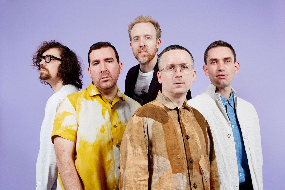 Hot Chip's 'A Bathfull of Ecstasy' Is Music for All Five Senses
