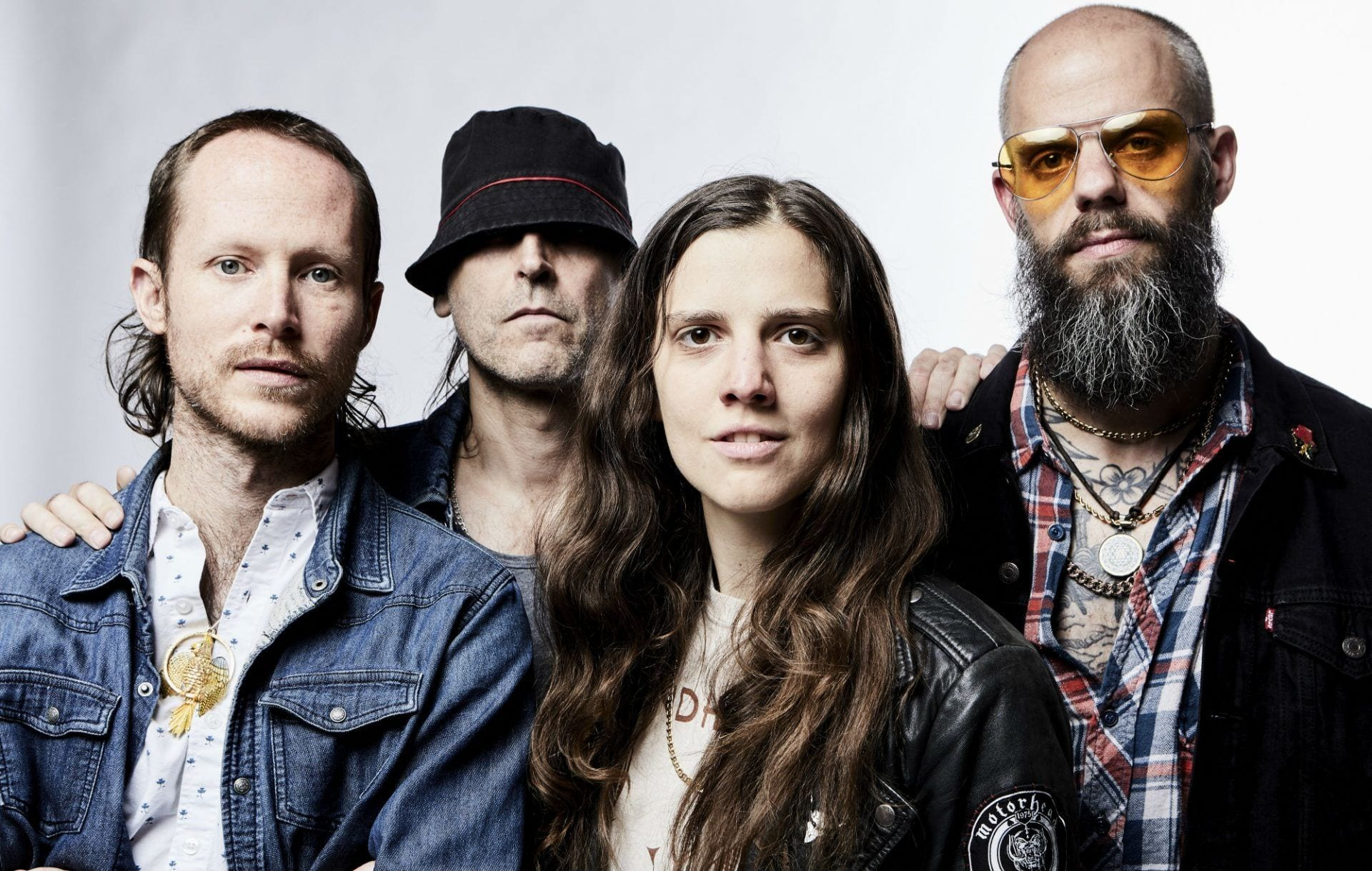 Baroness Craft a New Benchmark of Creative Saturation with 'Gold & Grey'