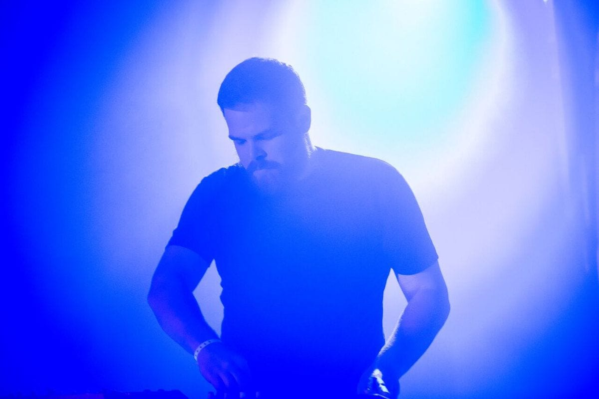 Com Truise's Usually-Bright Synthwave Goes a Shade Darker on 'Persuasion System'