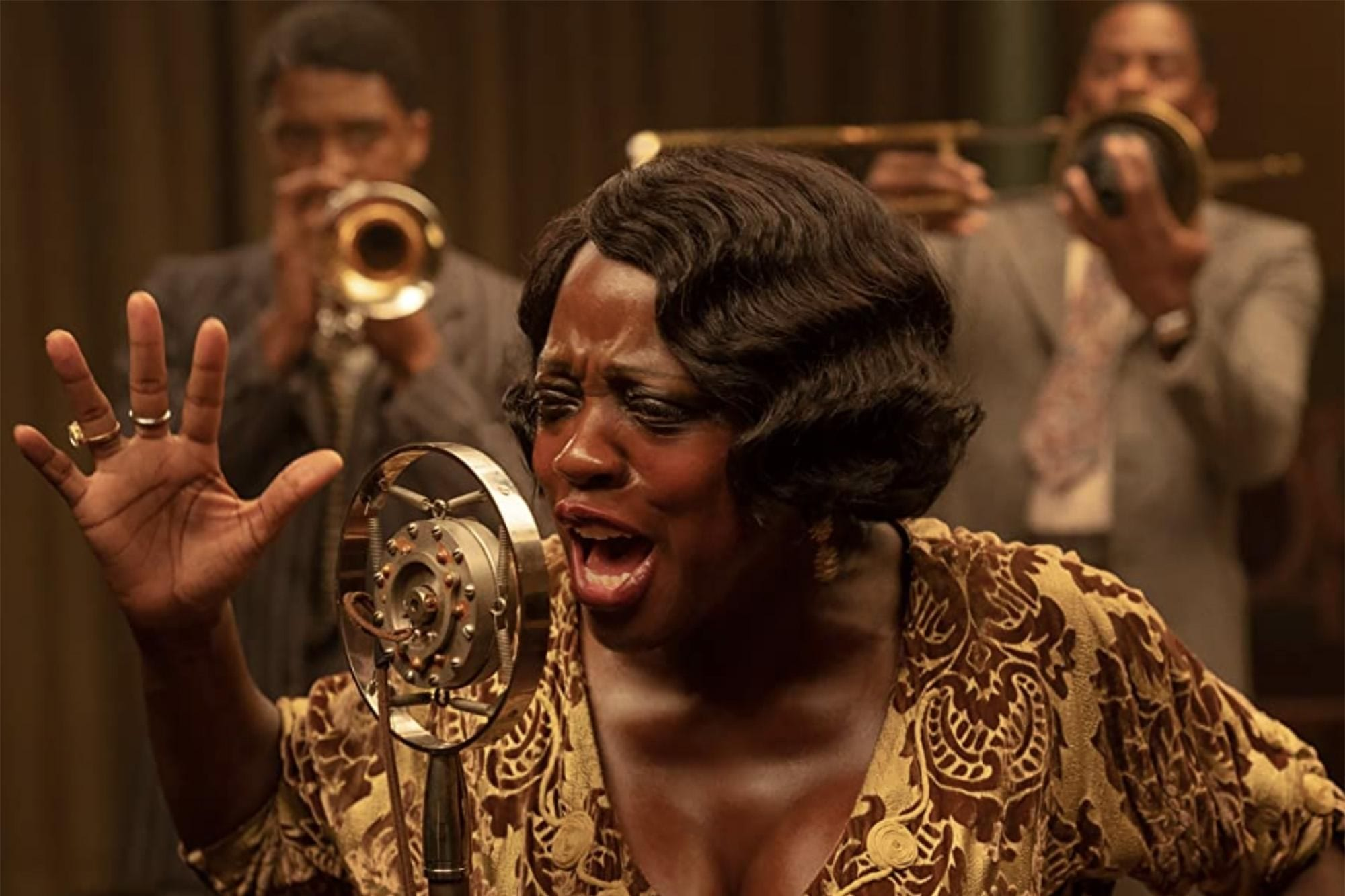 Beauty and Horror in George C. Wolfe's Ma Rainey's Black Bottom