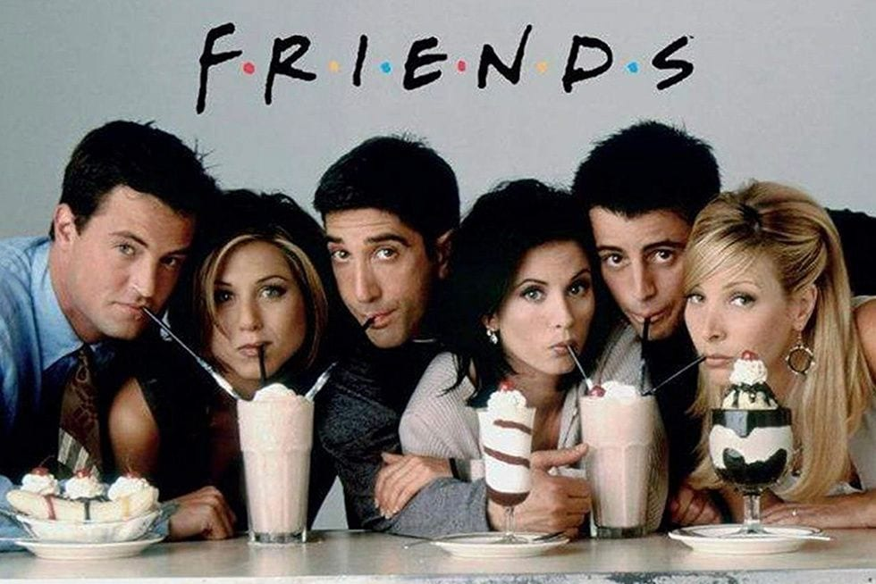 The One About the One About'Friends'