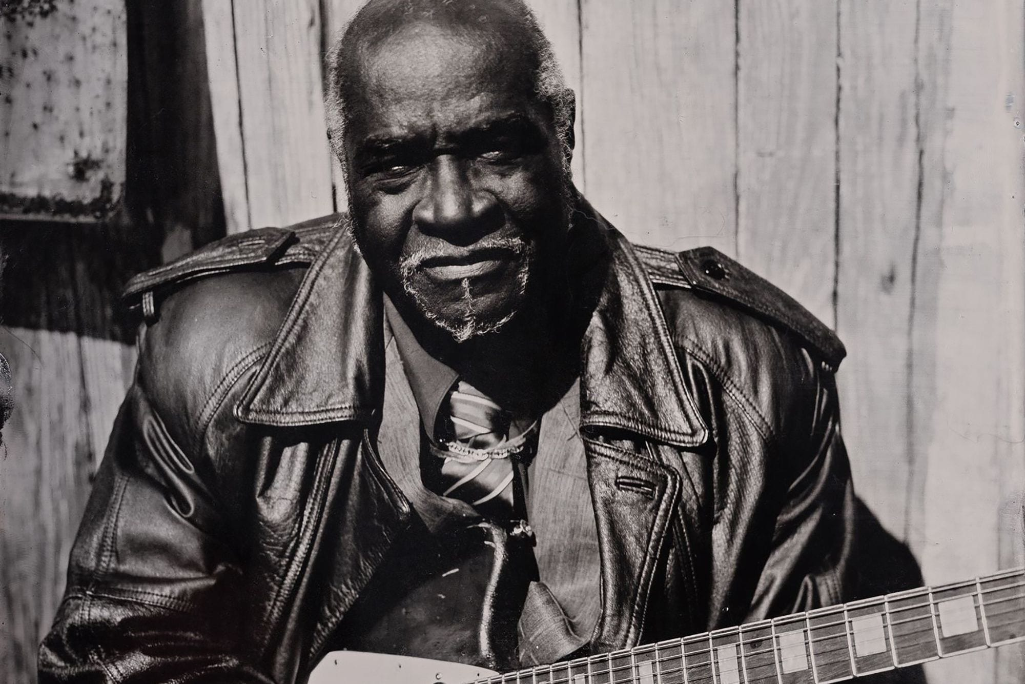"""Blues' Johnny Ray Daniels Sings About """"Somewhere to Lay My Head"""" (premiere)"""