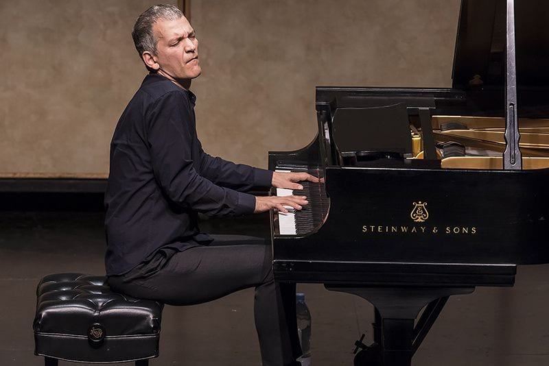 A Mere Listen to Brad Mehldau's 'After Bach' Can Stave Off Life's Stresses