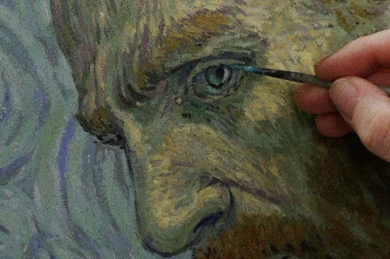 """'Loving Vincent' Is the """"Sincerest Form of Flattery"""""""