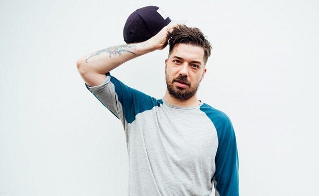 Aesop Rock Holds His Tongue for the Sake of Cinema