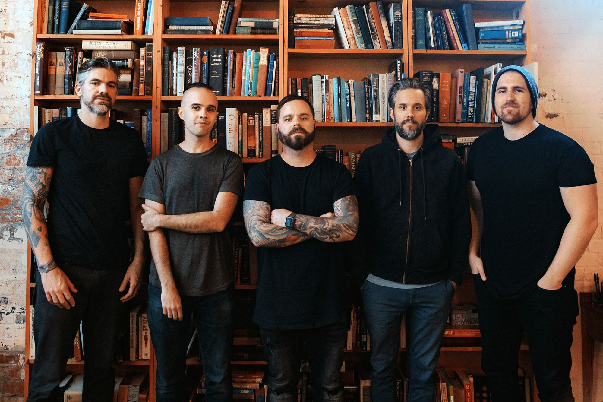 Between the Buried and Me's Baby Pictures Star in 'The Silent Circus'