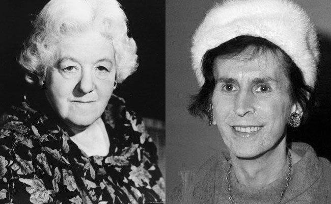 A Queer Alliance: Dame Margaret Rutherford and Dawn Langley Simmons