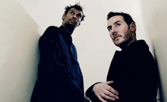 """Massive Attack – """"The Spoils"""" ft. Hope Sandoval (Singles Going Steady)"""
