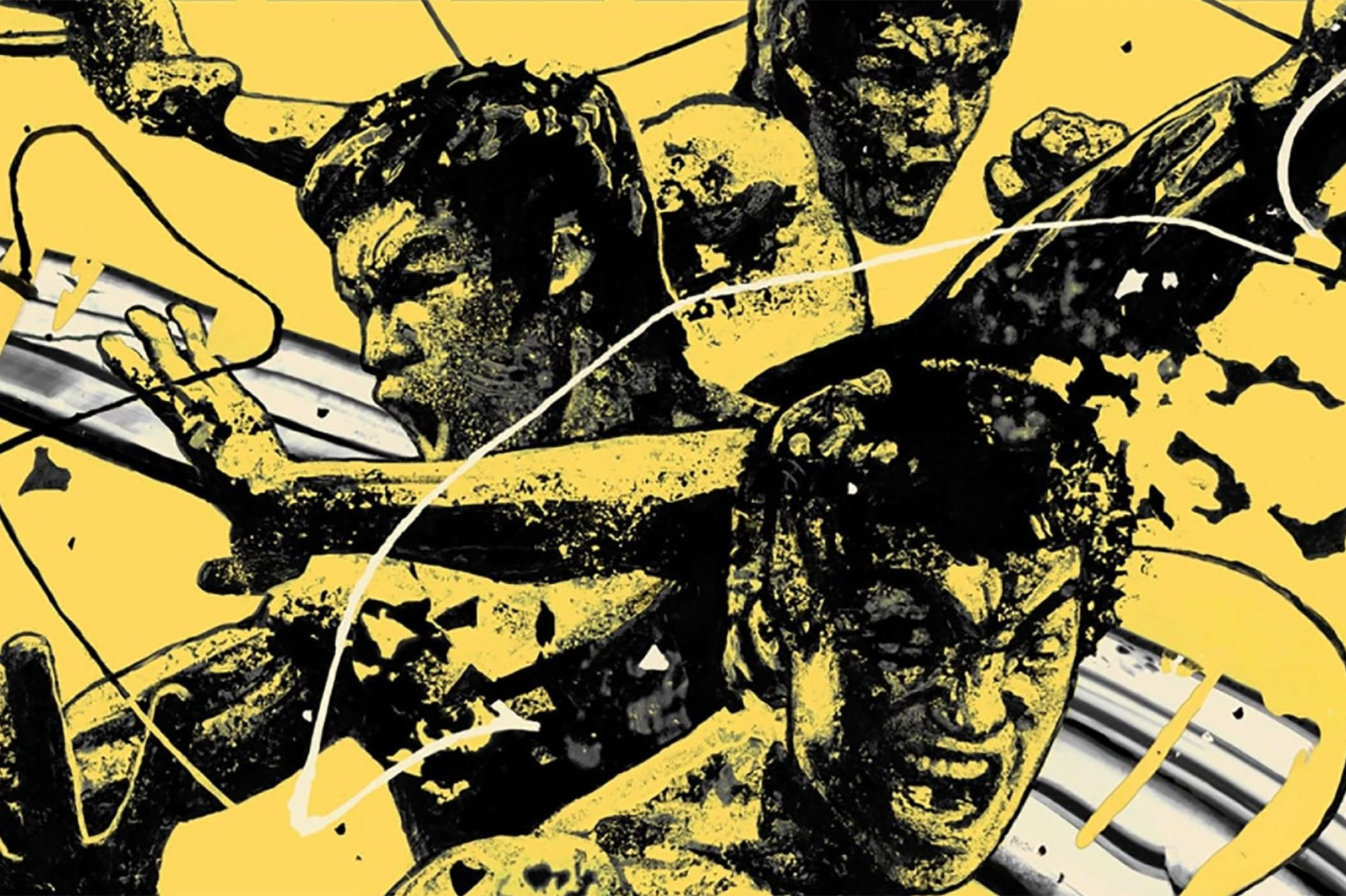 What Does Water See? On Fighting as Perception in Bruce Lee's Kung Fu Films