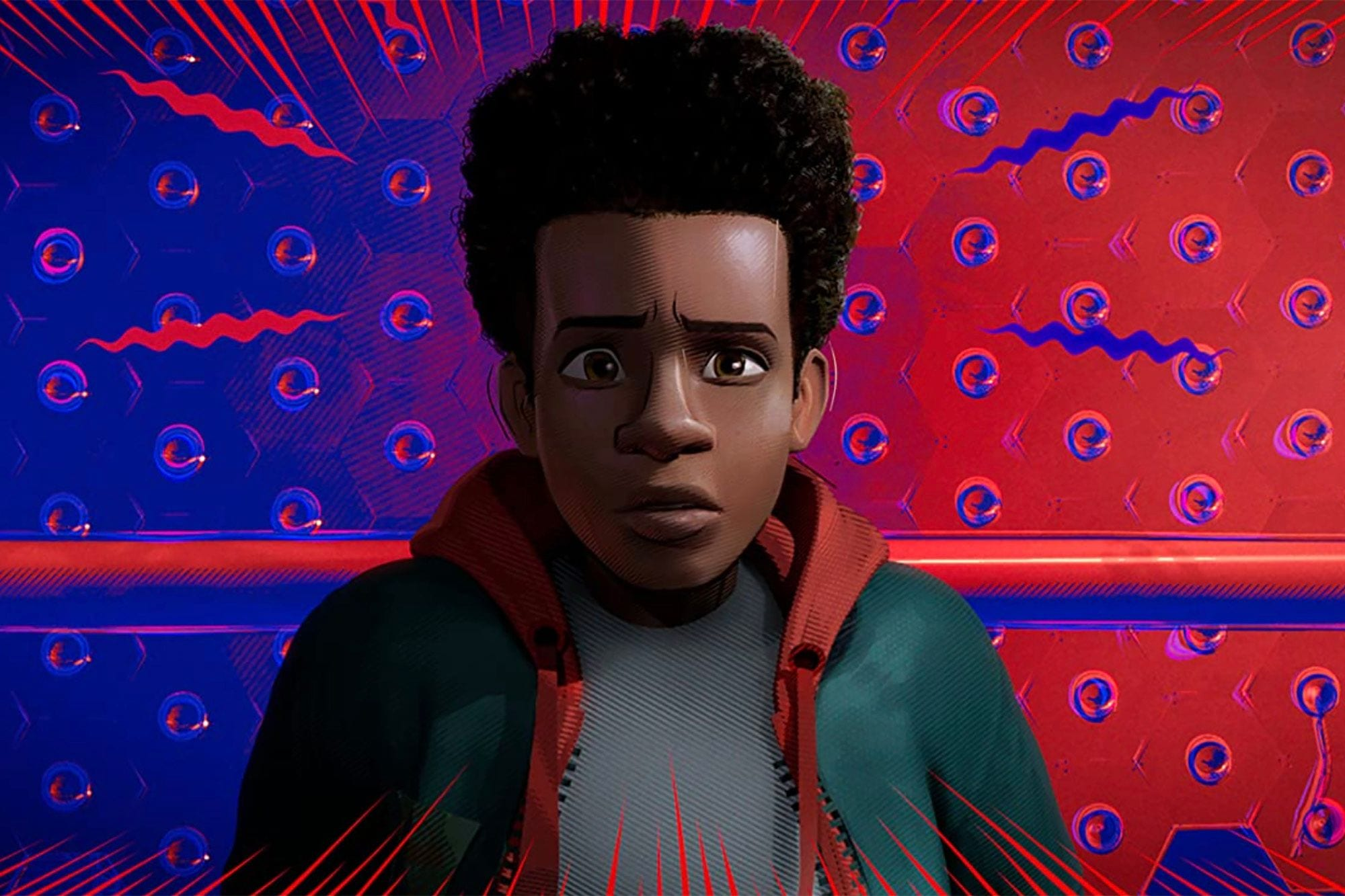 Animated 'Spider-Man: Into the Spider-Verse' Is a Pop-Art Masterpiece