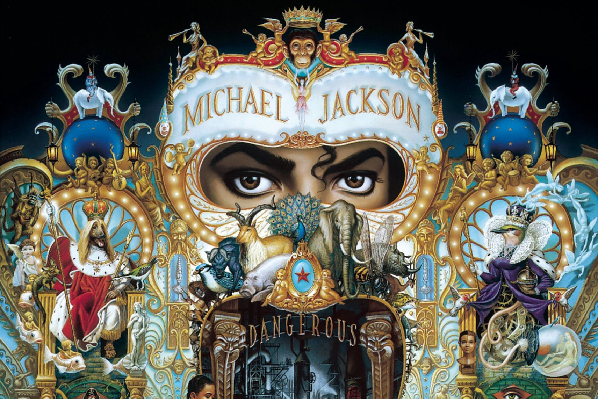 Michael Jackson's 'Dangerous' and the Reinvention of Pop