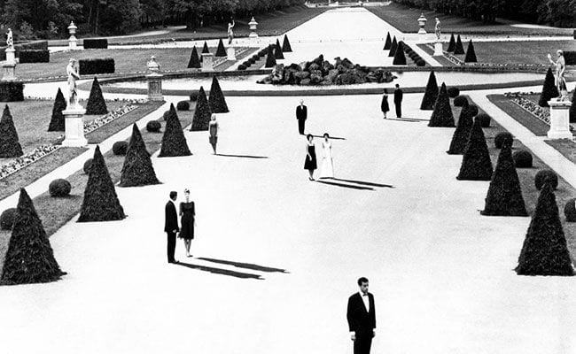 Litanies of Death and Desire: The Works of Alain Robbe-Grillet