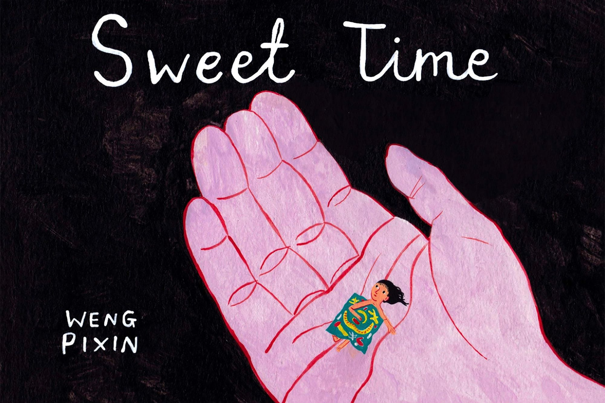 Weng Pixin's 'Sweet Time' Elevates the Art in Comics Art