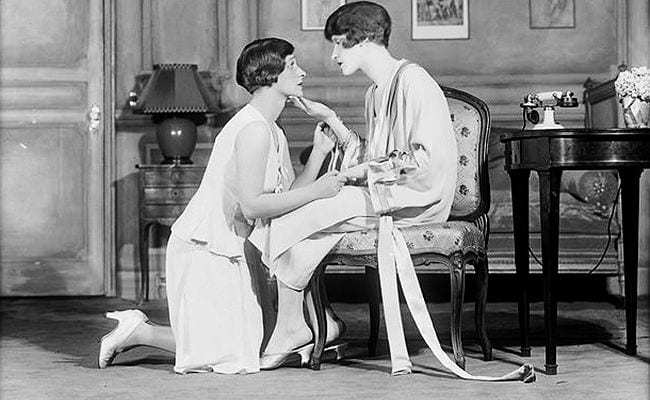 Edouard Bourdet's Lesbian Play, 'The Captive', Was Certainly Captive of its Time