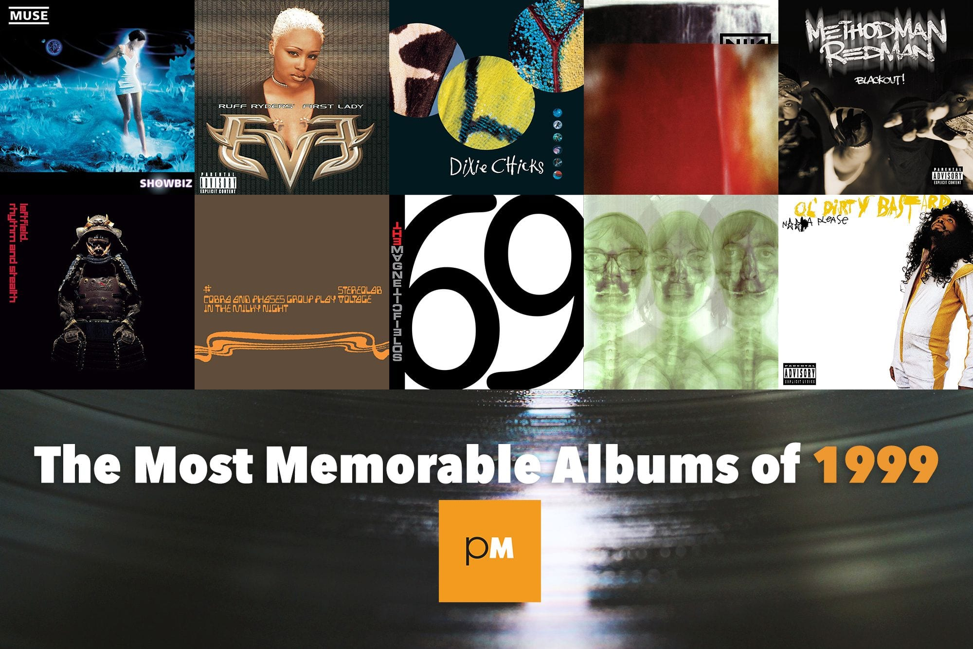 The Most Memorable Albums of 1999 (Part 4)