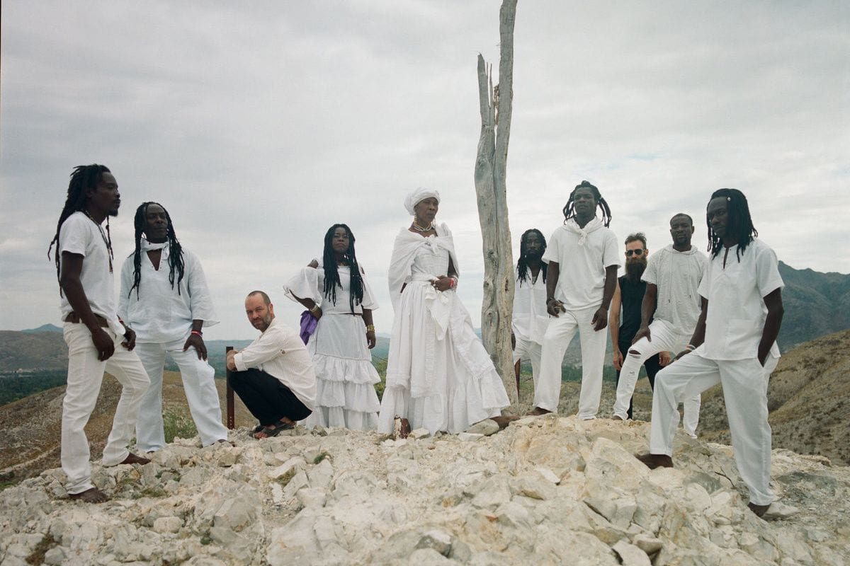 Chouk Bwa and the Ångströmers Merge Haitian Folk and Electronic Music on 'Vodou Alé'
