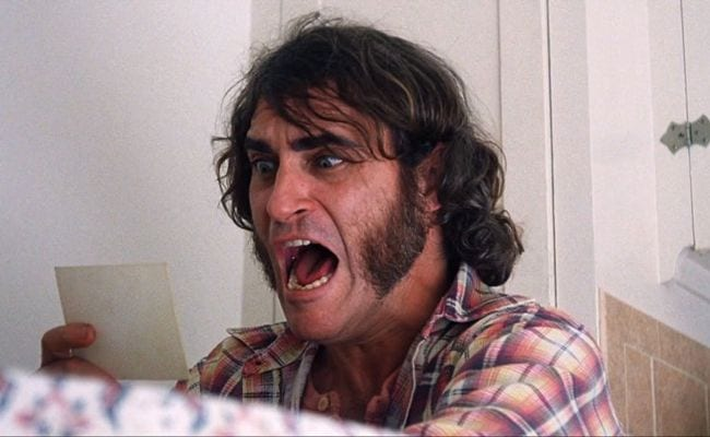 The Story Is Inside and Outside Joaquin Phoenix's Mind in 'Inherent Vice'