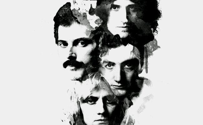 Queen: Forever (take 1)