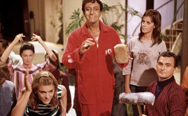 In 'The Party', Peter Sellers' Brownface Is the Elephant in the Room