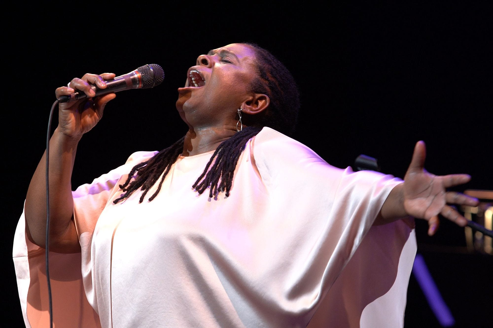 The Ruthie Foster Big Band Swings the Best Live Record of the Year So Far