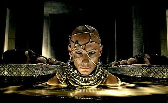 In '300: Rise of Empire' We See How Xerxes Became That Bald, Pierced Badass