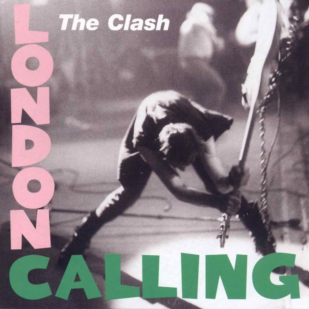 Counterbalance No. 9: The Clash – 'London Calling'