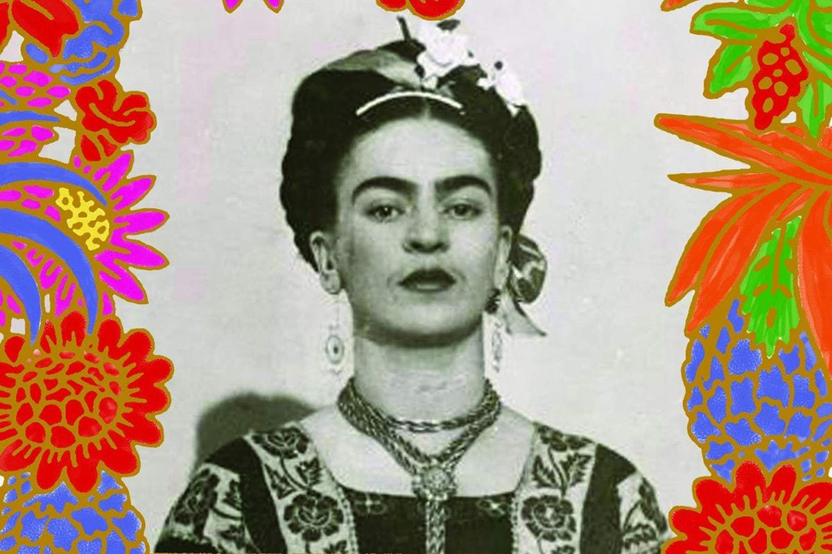 When You Discover Your Father Had an Affair with Frida Kahlo…