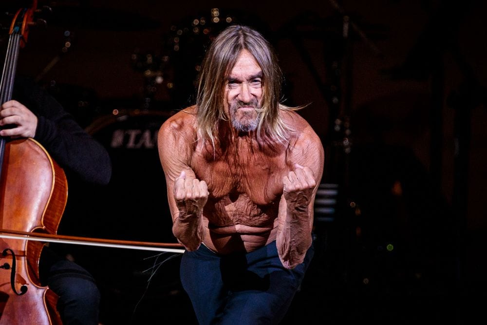 Tibet House's 2020 US Benefit Concert Rocked with Iggy Pop and Patti Smith