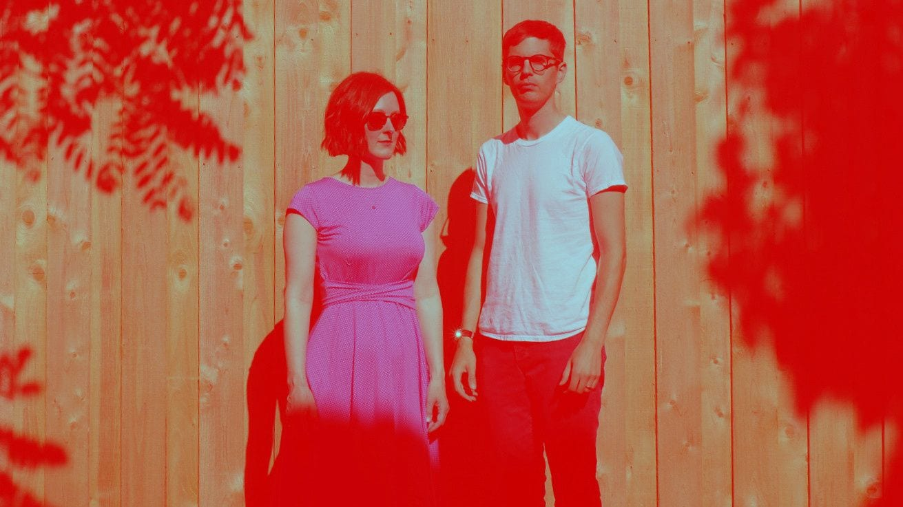 Mint Julep Serve Up Luminous Synthpop with 'Stray Fantasies'