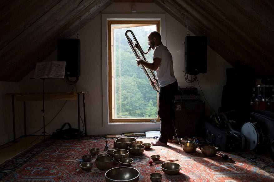 Colin Stetson Goes to the Movies with Loud, Garish 'Color Out of Space'