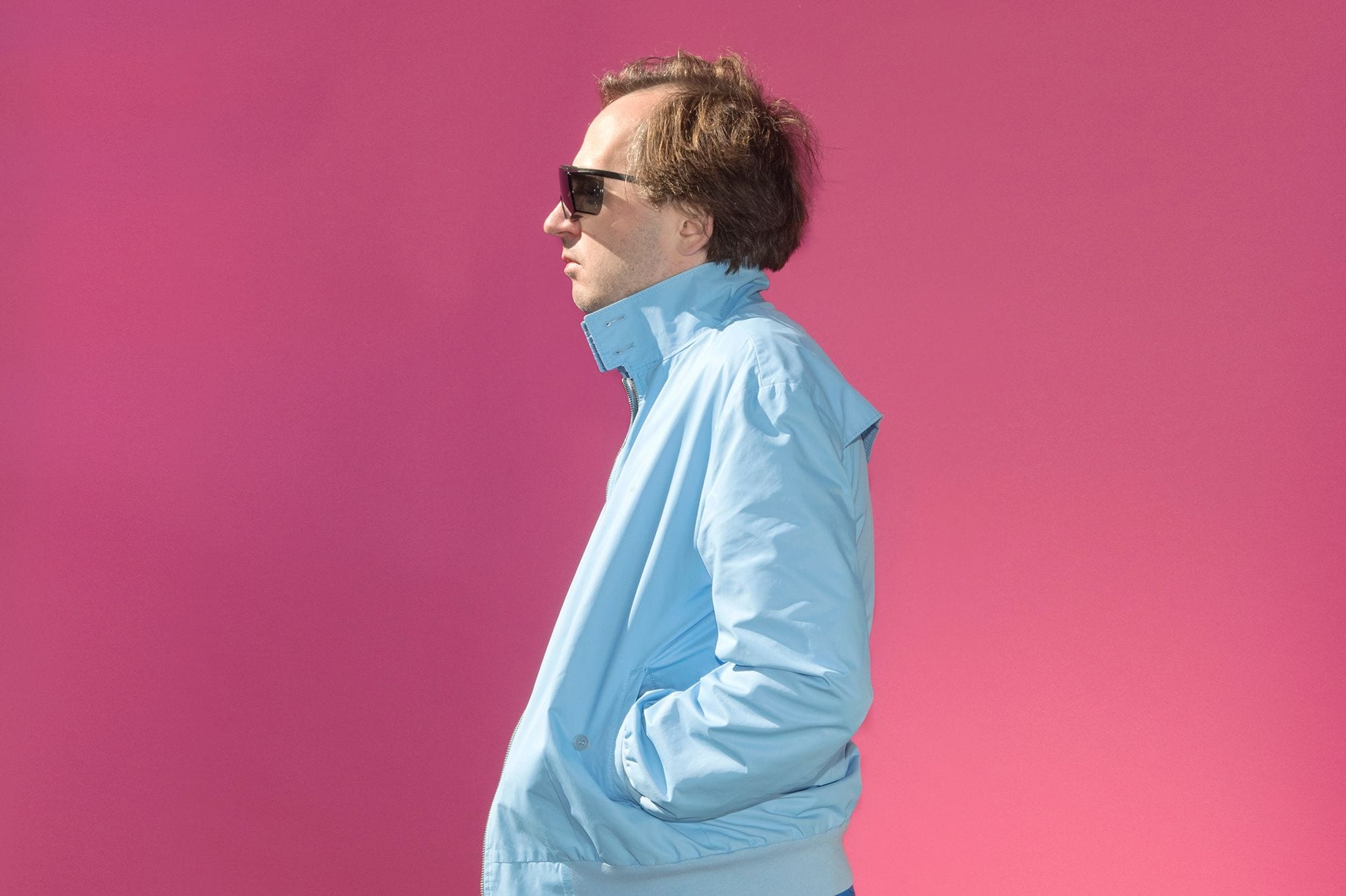 """Squarepusher Returns with the Frenetic New Track """"Nervelevers"""" (video)"""