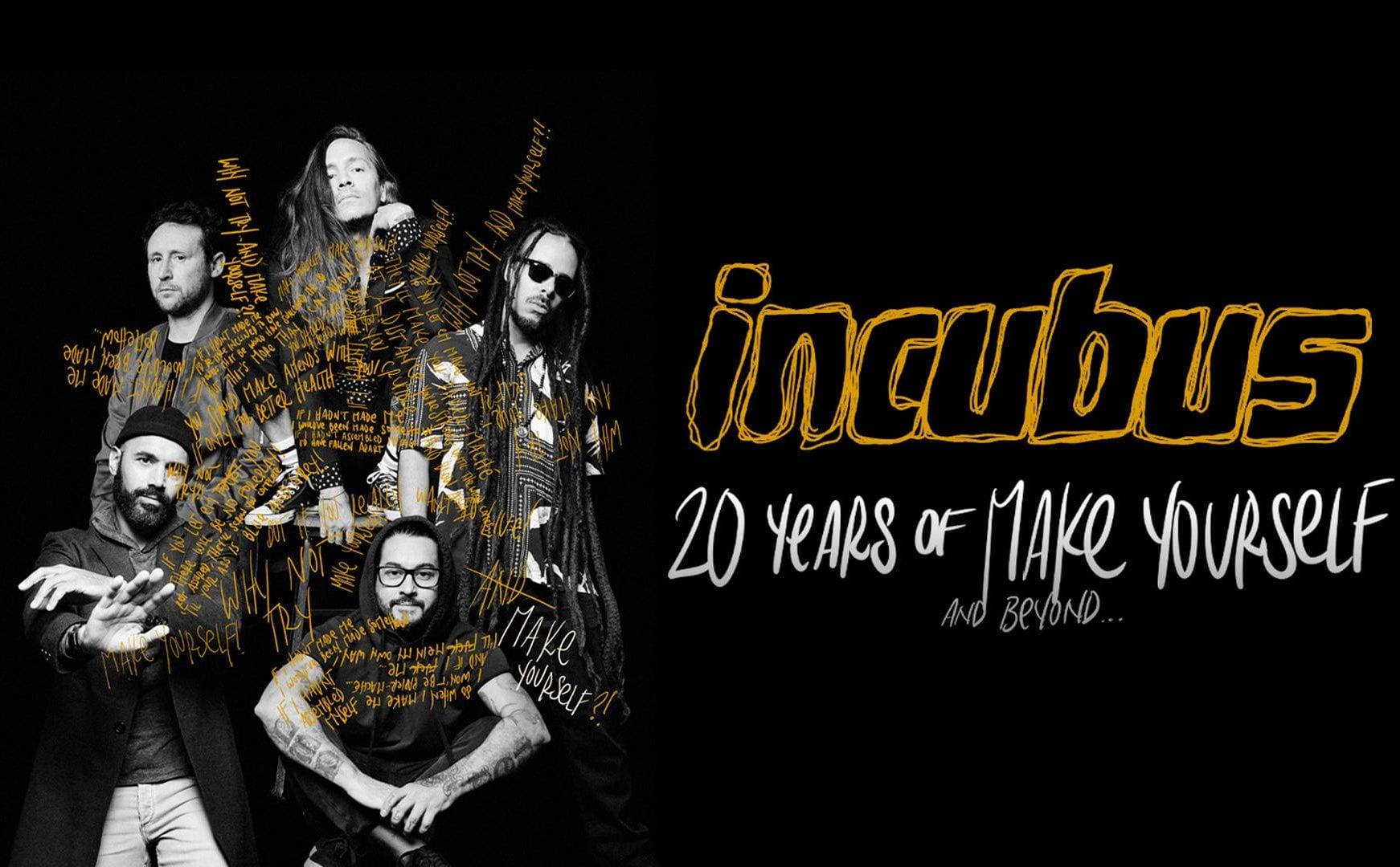 Incubus and Dub Trio Party Like It's 1999 in San Francisco