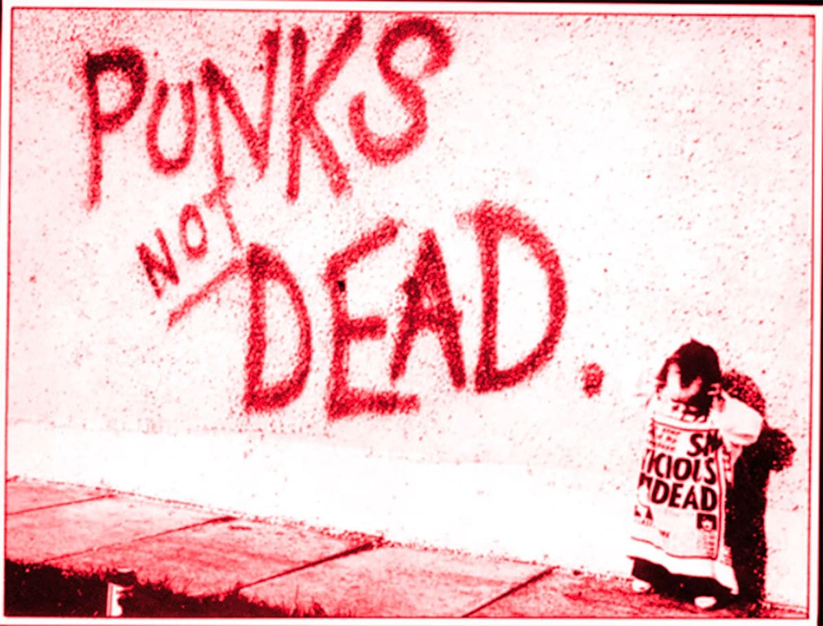 Rebelling Against the Rebellion: British Punk's Second Coming
