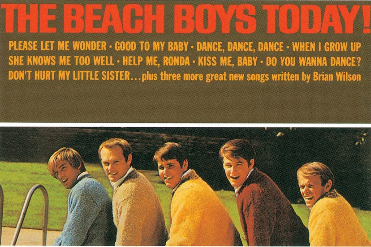 Between the Grooves: The Beach Boys – 'The Beach Boys Today!'