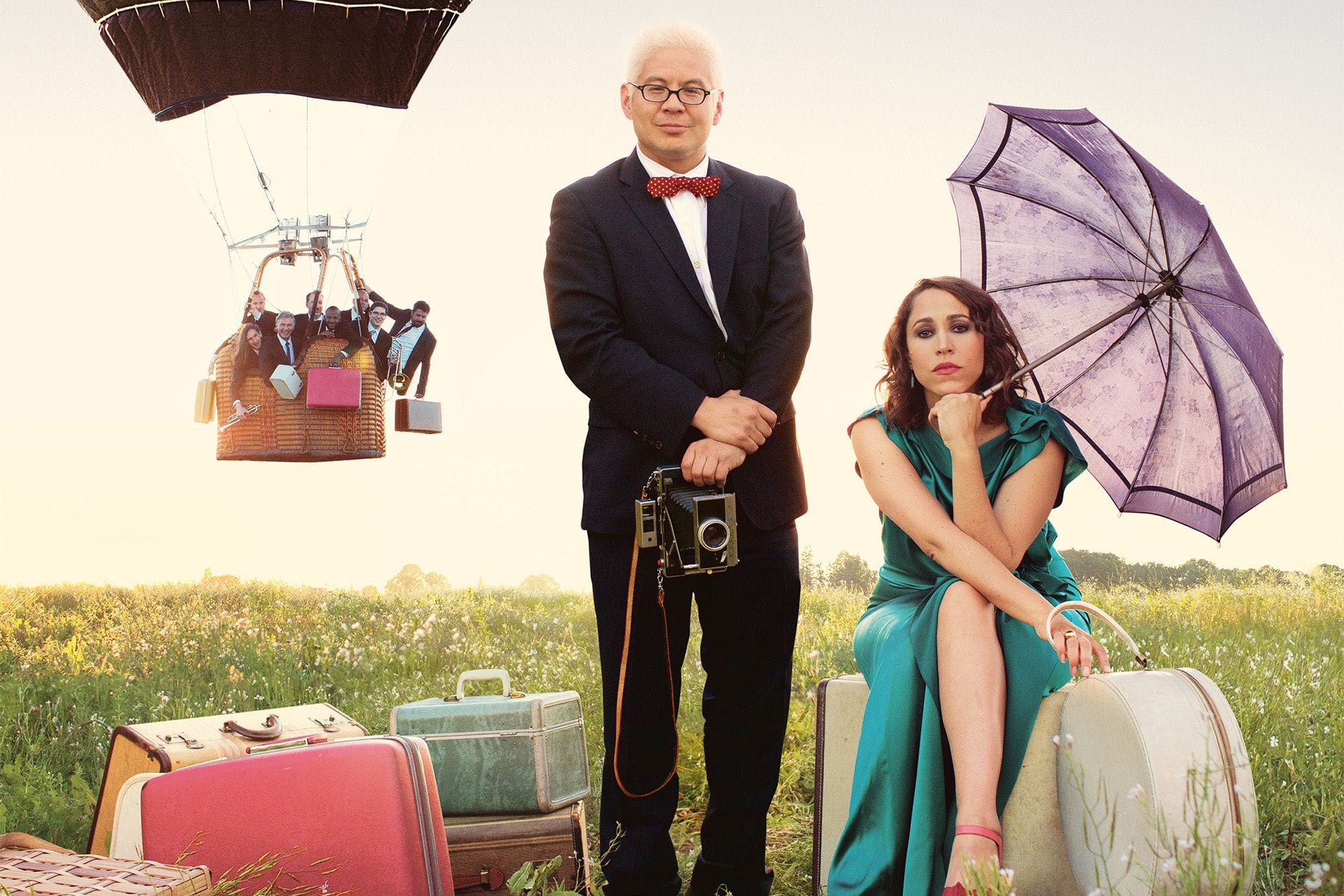 Pink Martini's China Forbes Discusses New Songs Created in the Pandemic
