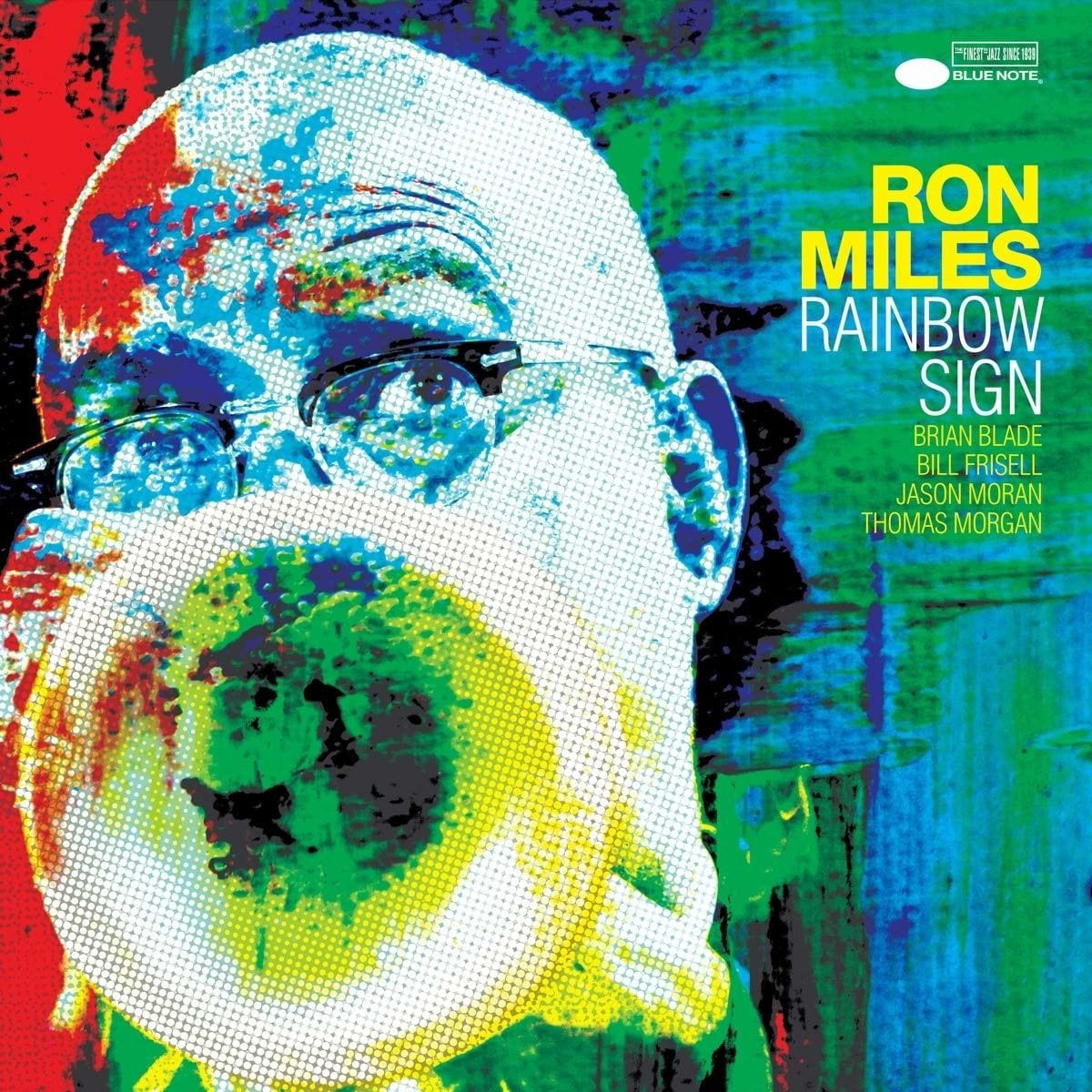 Ron Miles' 'Rainbow Sign' Is Quietly Fantastic