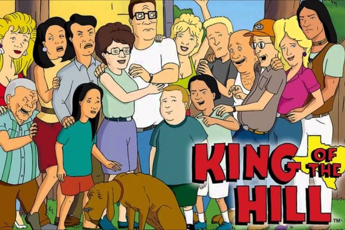 The Cost of Comfort: Racial Hierarchies in 'King of the Hill'
