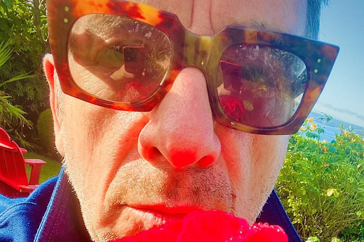 Elvis Costello Gets Dark and Brooding on 'Hey Clockface'
