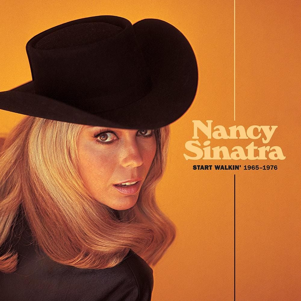 Nancy Sinatra's Outstanding Music Is Re-Released on 'Start Walkin' 1965-1976′