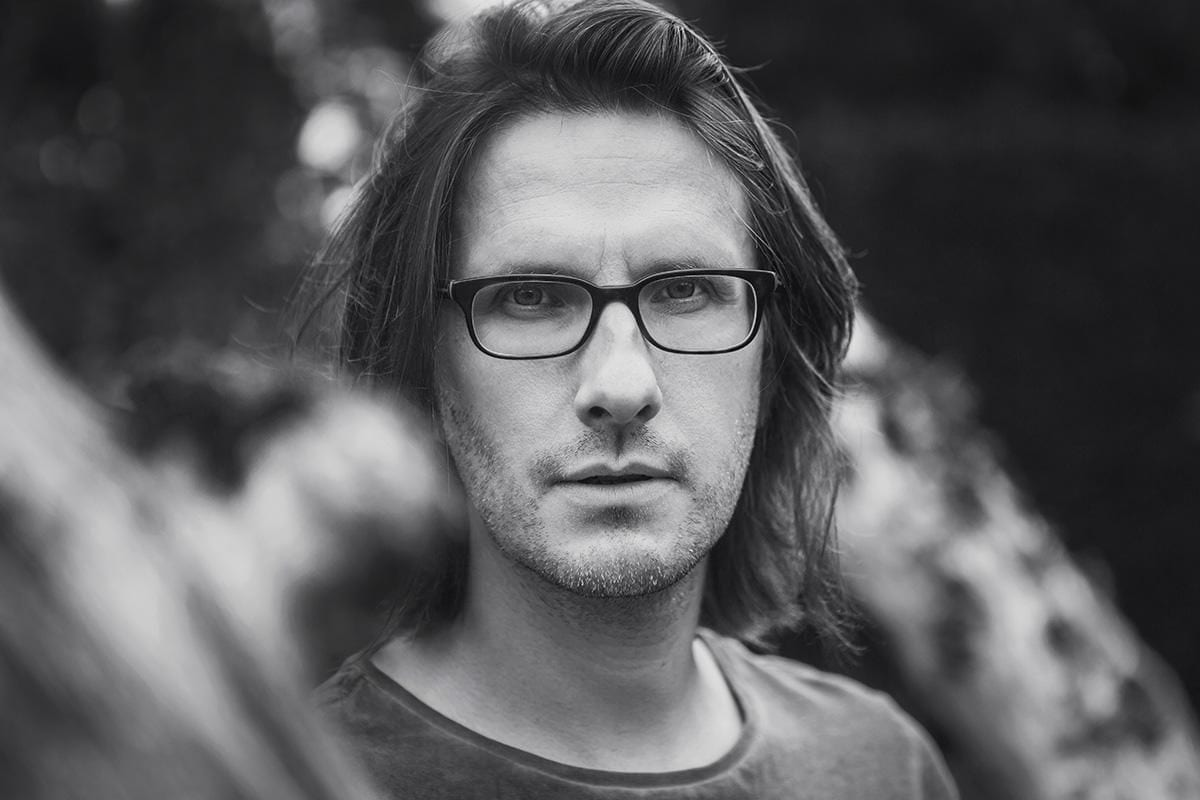 Steven Wilson Goes Electronic on 'The Future Bites'