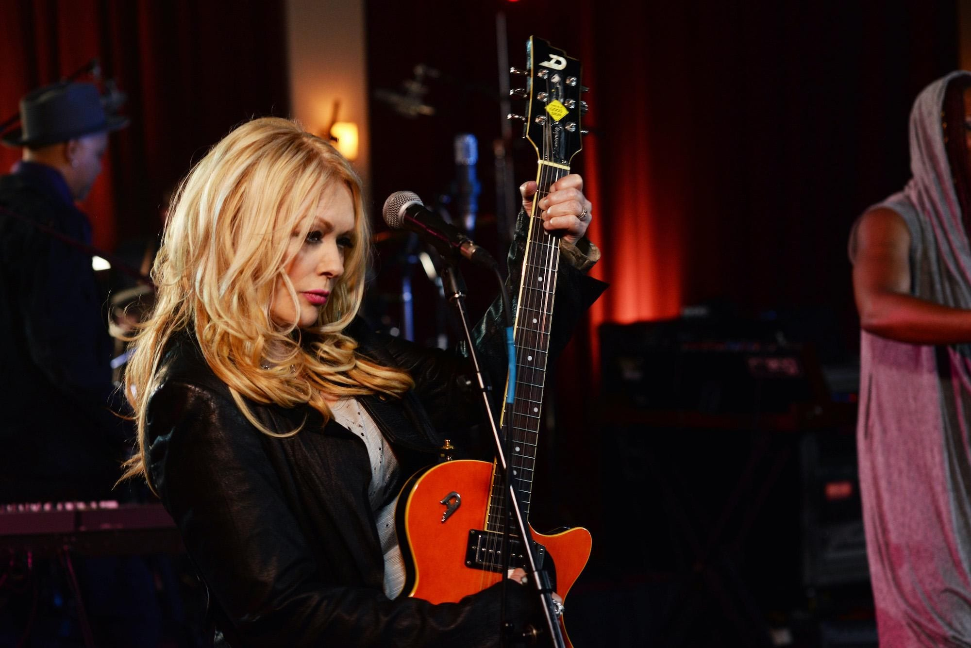 Heart's Nancy Wilson Takes Solo Turn for 'You and Me'