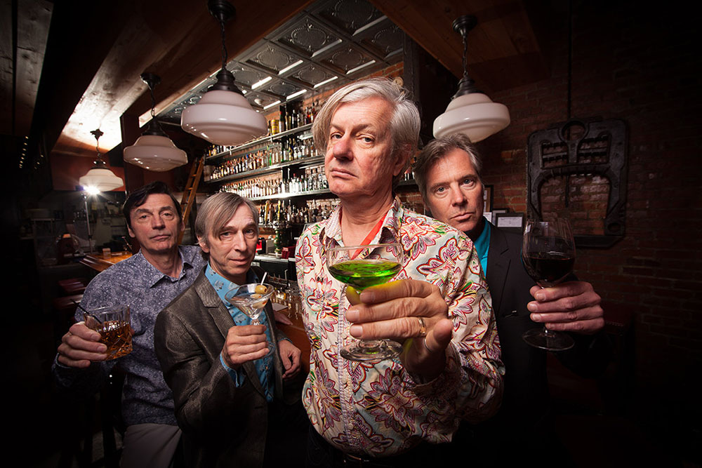 The Fleshtones 2021
