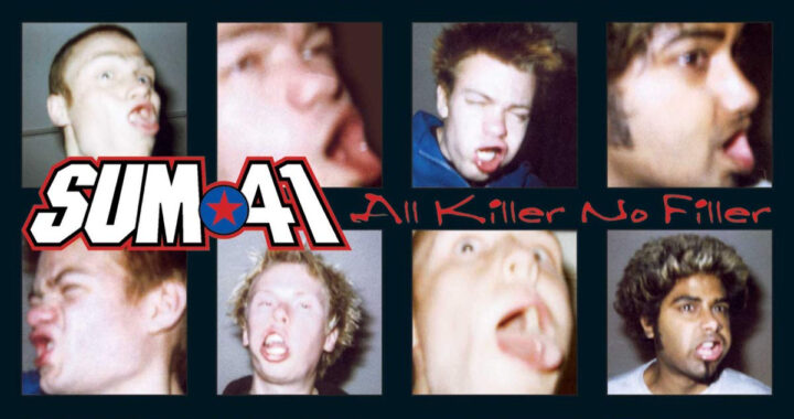 20 Years On, Sum 41's 'All Killer No Filler' Is a Classic Pop-Punk Party