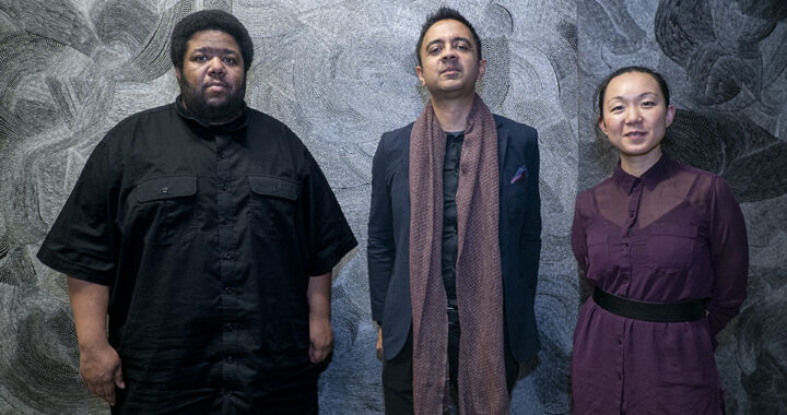 Pianist Vijay Iyer Looks Back and Ahead with His New Trio on 'Uneasy'