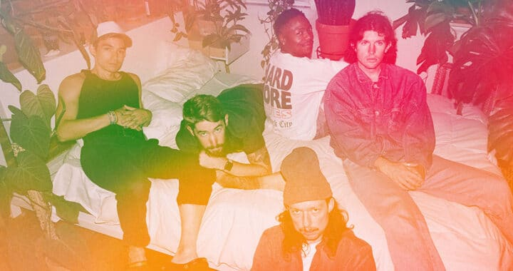 Turnstile May Have Created Pop Hardcore with 'Glow On'
