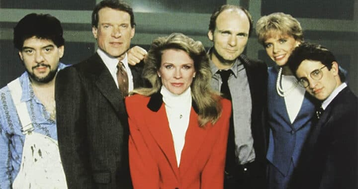 You Think Feminist Sitcom 'Murphy Brown' Had It Tough in the '90s?
